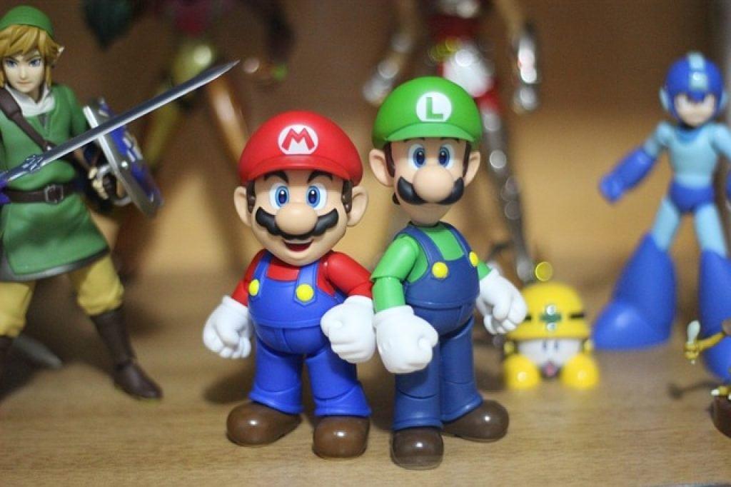 best esports games includes Nintendo Super Smash Bros characters