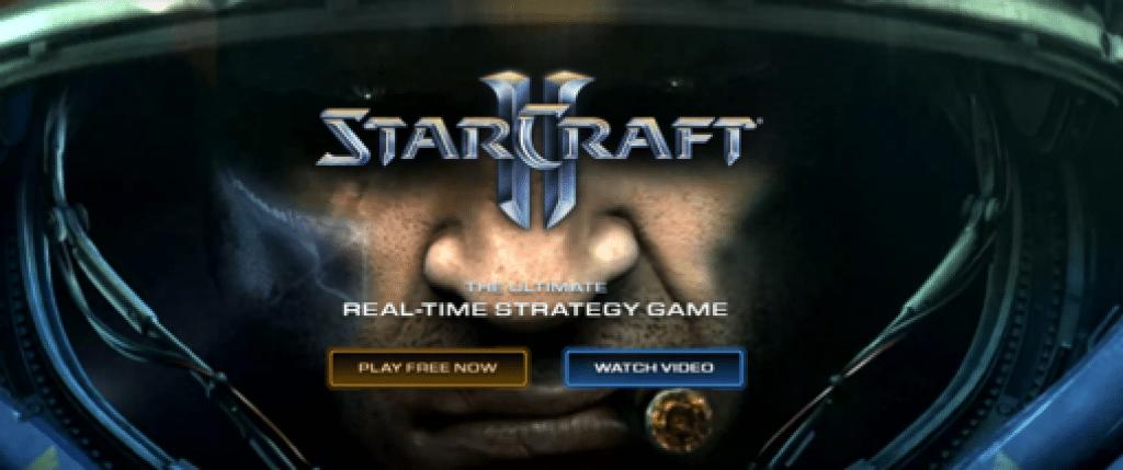 best esports games include Starcraft