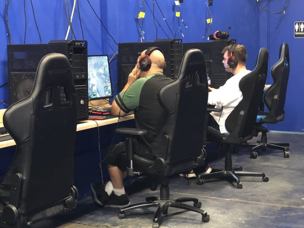 create a routine to become a pro gamer