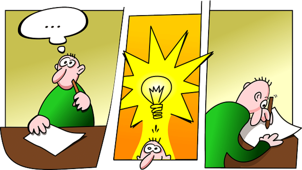 Thinking about additional questions about the commissions process. Image by OpenClipart-Vectors from Pixabay